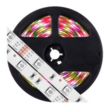 LED RGB Zatemnitveni trak 5m LED/7,2W/12V IP65