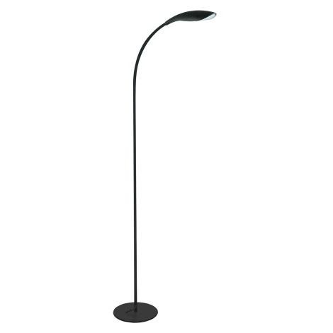 LED stoječa svetilka SWAN LED/6,5W/230V črna