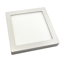 LED stropna svetilka RIKI-V LED SMD/18W/230V 225x225 mm