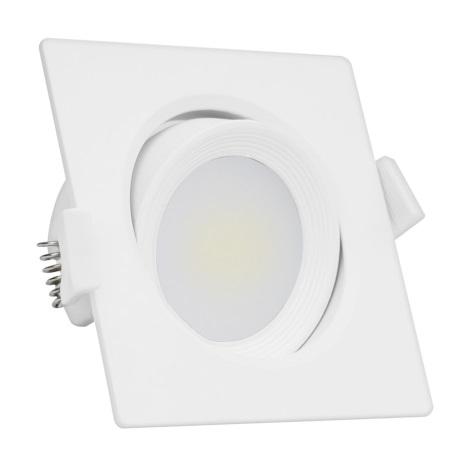 LED Vgradna svetilka 1xLED/6,5W/100-250V 3000K