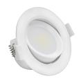LED Vgradna svetilka 1xLED/6,5W/100-250V 4000K