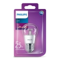 LED žarnica E27/4W/230V - Philips