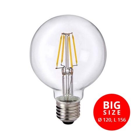 LED Žarnica E27/8W/230V 2700K