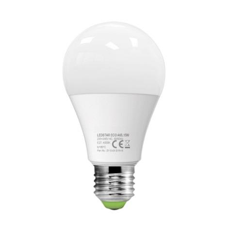 LED Žarnica LEDSTAR A65 E27/15W/230V 3000K