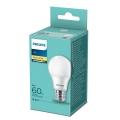 LED Žarnica Philips A60 E27/8W/230V 2700K