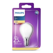 LED Žarnica Philips E14/2,2W/230V