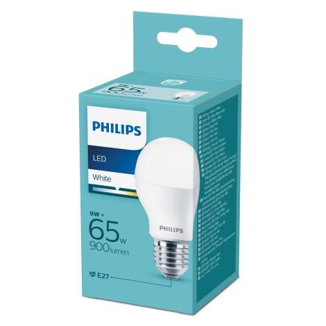 LED Žarnica Philips E27/9W/230V 3000K