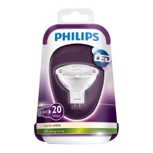 LED Žarnica Philips GU5,3/3,4W/12V