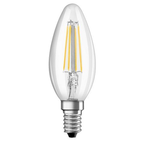 LED Žarnica VINTAGE E14/4W/230V - Osram