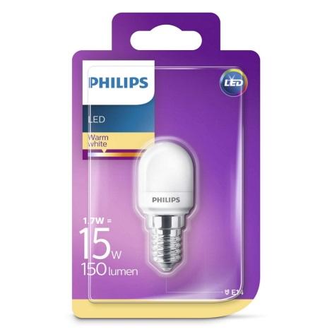 LED žarnica za hladilnik Philips E14/1,7W/230V