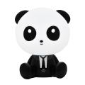 LED Zatemnitvena otroška nočna lučka LED/2,5W panda