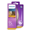 LED Zatemnitvena žarnica Philips B38 E14/4W/230V