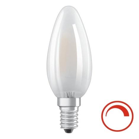 LED Zatemnitvena žarnica VINTAGE E14/4W/230V