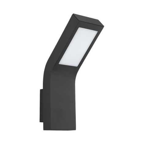 LED Zunanja stenska svetilka SOY LED/10W/230V črna IP54