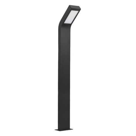 LED Zunanja svetilka SOY LED/10W/230V črna IP54