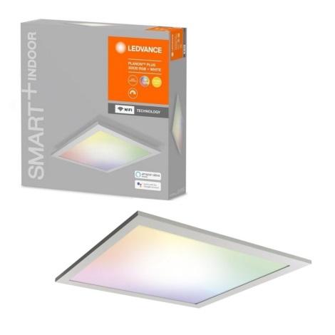 Ledvance - LED RGBW Zatemnitvena svetilka SMART+ PLANON PLUS LED/20W/230V 3000K-6500K Wi-Fi
