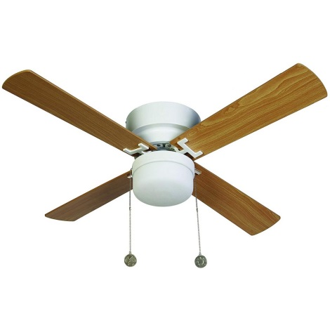 Lucci air 512106 - Stropni ventilator NORDIC 1xE27/20W/230V