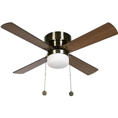 Lucci air 512108 - Stropni ventilator NORDIC 1xE27/60W/230V