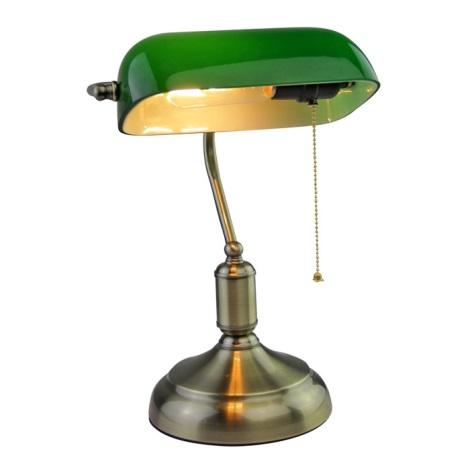 Namizna svetilka 1xE27/60W/230V