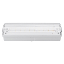 Nedes LEL101 - LED Zasilna svetilka LED/3W/240V 6000K IP65
