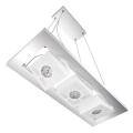 Osram - LED Lestenec TRESOL 3xLED/4,5W/230V