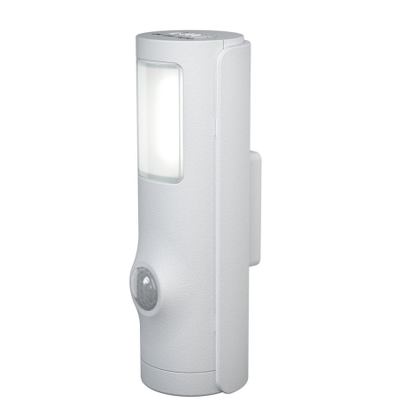 Osram - LED Stopniščna svetilka s senzorjem NIGHTLUX LED/0,35W/3xAAA bela IP54