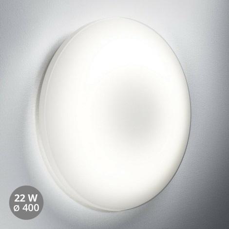 Osram - LED Zunanja svetilka s senzorjem SILARA LED/22W/230V IP44