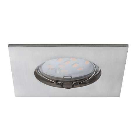 Paulmann 92761 - LED/6,8W IP44 Kopalniška vgradna svetilka COIN 230V