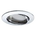 Paulmann 92779 - LED/6,8W Kopalniška vgradna svetilka COIN 230V