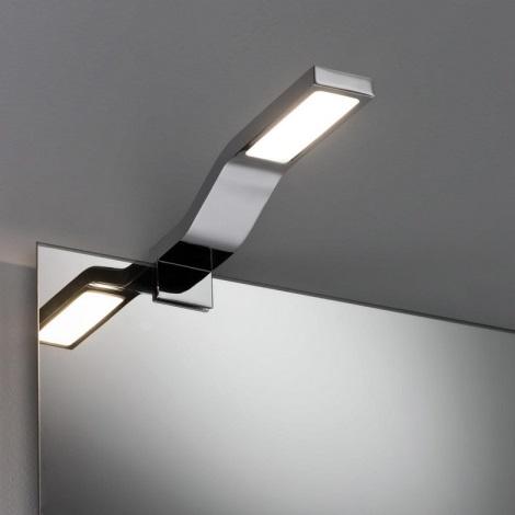 Paulmann 99100 - LED/3,2W IP44 Kopalniška luč za osvetlitev ogledala GALERIA 230V