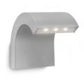 Philips 16355/87/16 - LED Zunanja svetilka MYGARDEN RIVERBANK 3xLED/1W siva