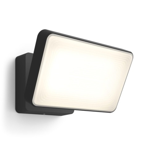 Philips 17435/30/P7 - LED RGB Zunanji reflektor HUE DISCOVER 2xLED/15W/230V IP44