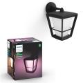 Philips 17440/30/P7 - LED RGB Zunanja stenska svetilka HUE ECONIC LED/15W/230V IP44