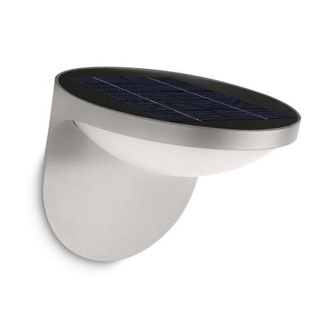Philips 17807/87/16 - LED zunanja solarna luč MYGARDEN DUSK LED/1W/3,7V IP44