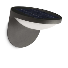 Philips 17807/93/16 - LED Solarna luč MYGARDEN DUSK 1xLED/1,5W/230V IP44
