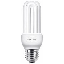 Philips 1PH/6 - Varčna žarnica  1xE27/14W/240V