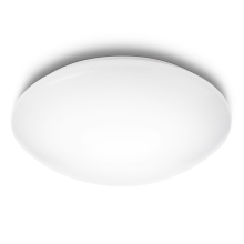 Philips 31802/31/EO - LED stropna svetilka MYLIVING SUEDE LED/20W/230V