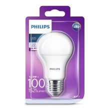 Philips 538628 - LED Žarnica E27/12,5W/230V 4000K