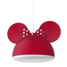 Philips 71758/31/16 - Otroški lestenec DISNEY MINNIE MOUSE 1xE27/15W/230V