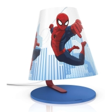 Philips 71764/40/26 - LED Otroška namizna lučka MARVEL SPIDER-MAN LED/3W/230V