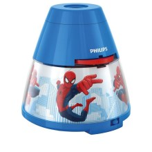Philips 71769/40/16 - LED Otroški projekto MARVEL SPIDER MAN LED/0,1W/3xAA