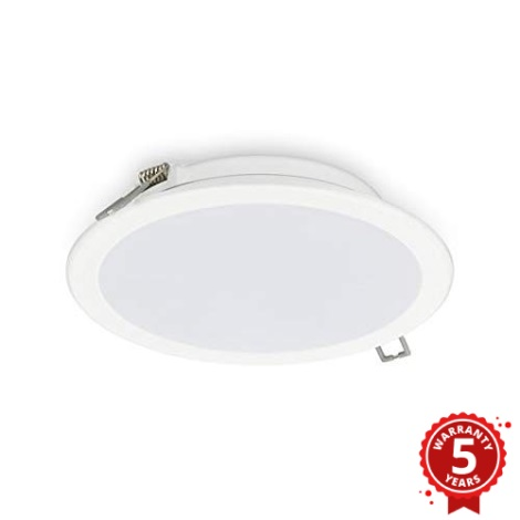 Philips DN065B LED10S/840 PSU II WH - LED Vgradna svetilka LED/11W/230V 4000K