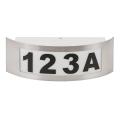 Rabalux 8749 - Zunanja stenska svetilka INNSBRUCK 1xE27/14W IP44