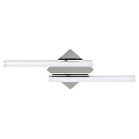 Rabalux - LED Stenska kopalniška svetilka 2xLED/12W IP44