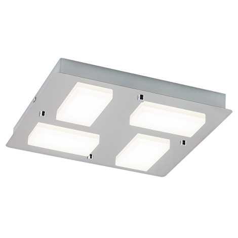 Rabalux - LED Stropna kopalniška svetilka 4xLED/4,5W IP44
