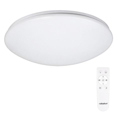 Rabalux - LED Stropna svetilka z daljinskim upravljalnikom LED/40W/230V