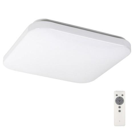 Rabalux - LED Zatemnitvena stropna svetilka na daljinsko upravljanje LED/16W/230V