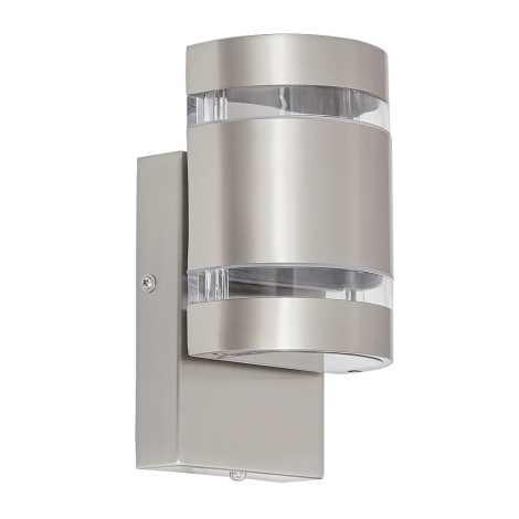 Rabalux - LED Zunanja stenska svetilka s senzorjem 2xLED/3,58W