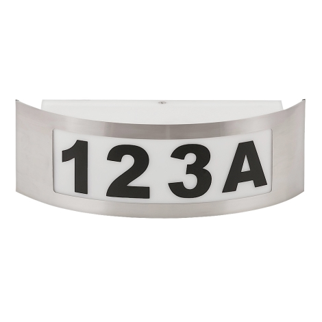 Rabalux - Zunanja Stenska svetilka 1xE27/14W IP44