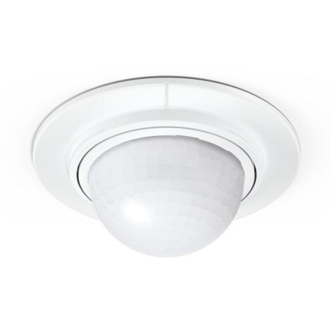 STEINEL 032845 - Zunanji vgradni senzor gibanja IS360-1DE bel IP54
